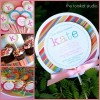 Adorable Lollipop Party Theme!