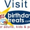 Get FREE stuff on Your Birthday!