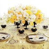 Yellow and Black Wedding Theme