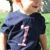 Giveaway! Bug & Goose Personalized Tee