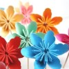 Decorating with Paper Flowers