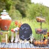 Garden Party Inspiration: Booze & Berries