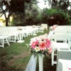 A Pink Summer Wedding {Mine!}