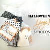 Simple Halloween Ideas {Peep Smores}