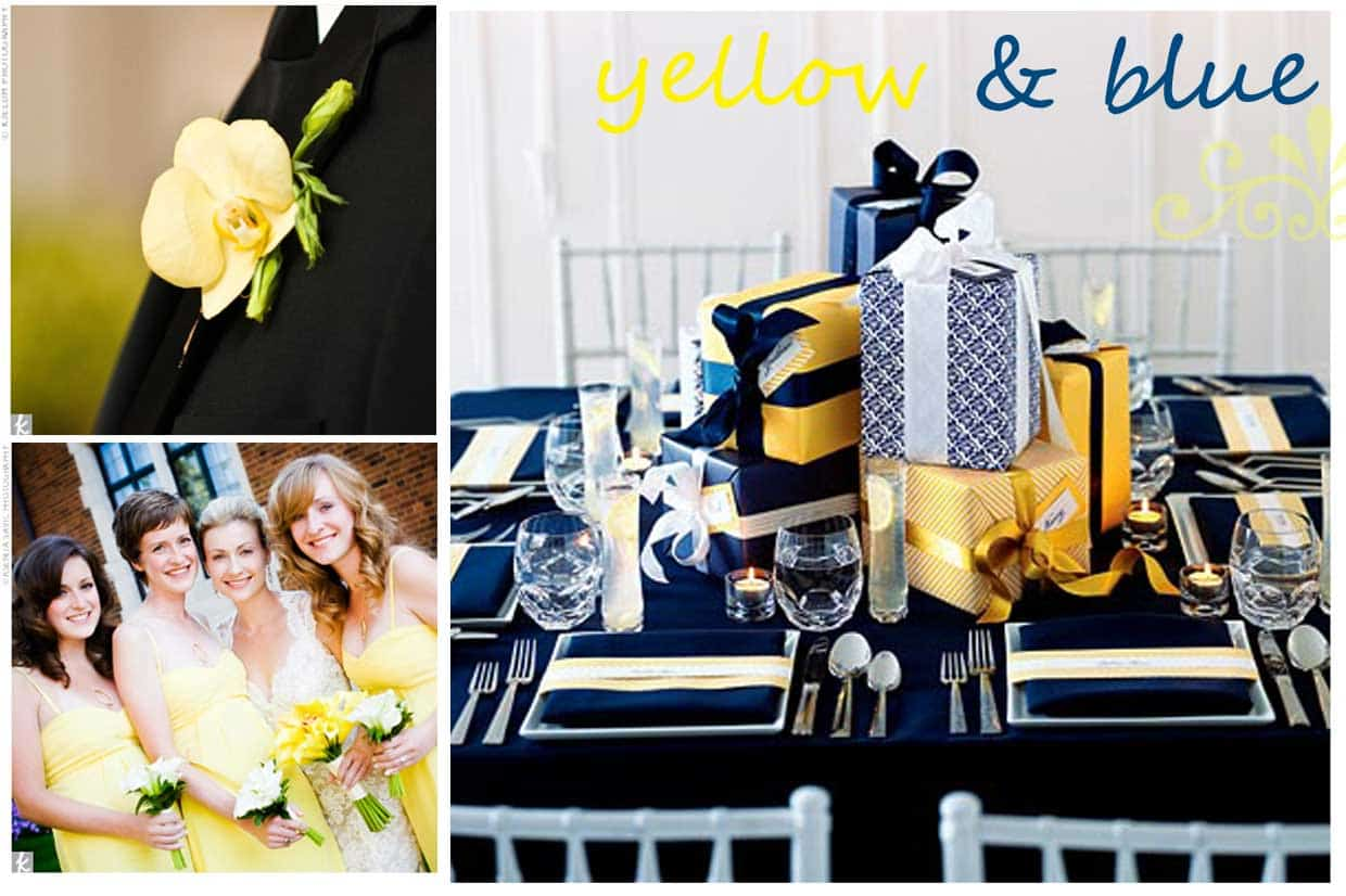wedding ideas blue and yellow navy amp yellow weddings advice project wedding forums 27905