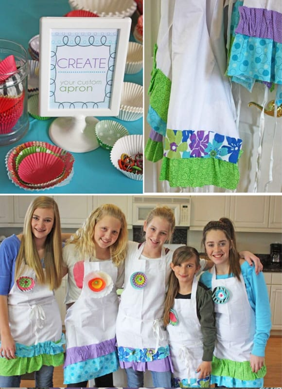 birthday craft ideas for girls tween birthday ideas baking and craft for 5952