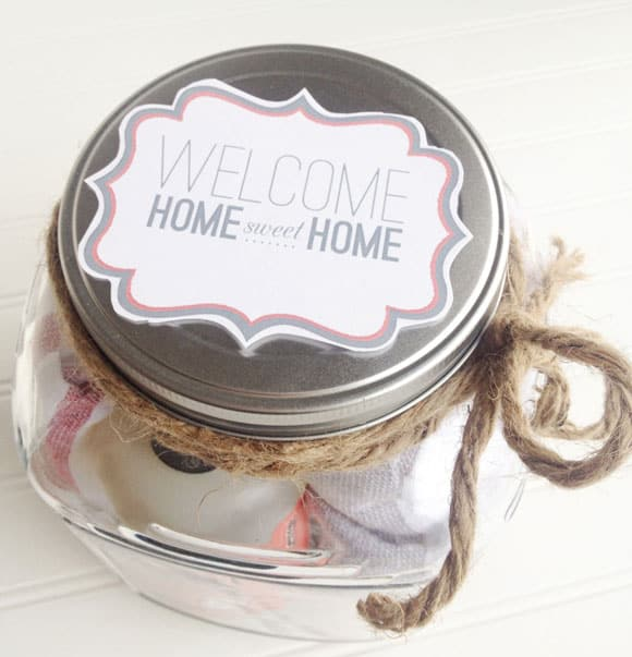 make it housewarming gift in a jar thoughtfully simple. Black Bedroom Furniture Sets. Home Design Ideas